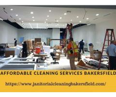 Final Clean Services Bakersfield